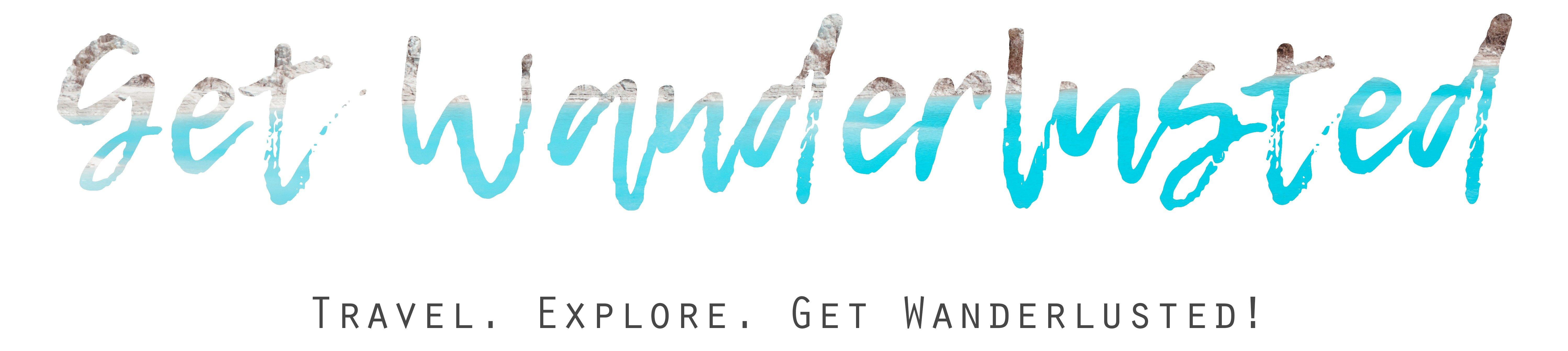 Get Wanderlusted Logo