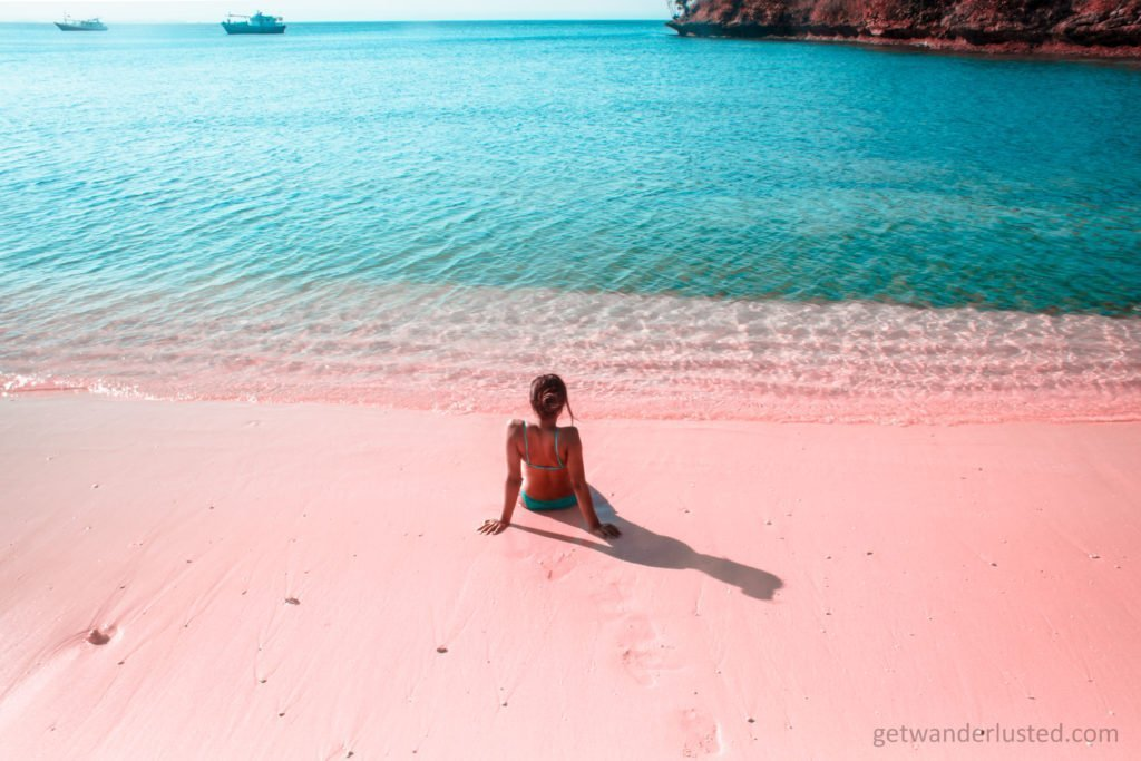 Pink Beach-1