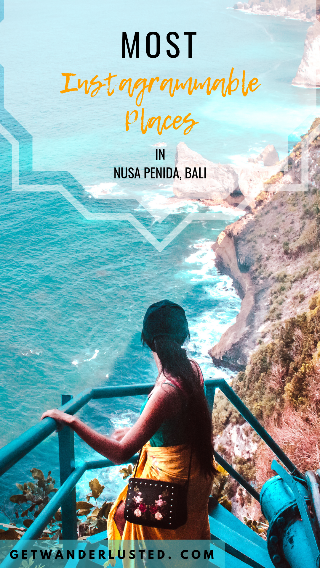Most Instagrammable Places in Nusa Penida, Bali